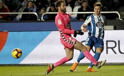 Saúl García, del Alavés, opción para el lateral izquierdo