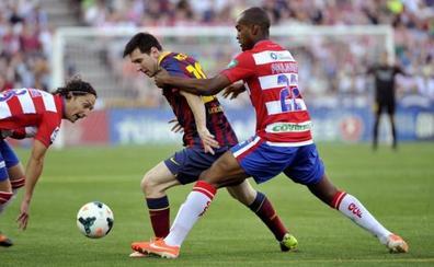 El Granada recibirá al Barcelona el sábado 21 de septiembre a las 21.00 horas