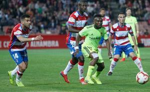 Sitúan al Granada entre los clubes interesados en James Igbekeme