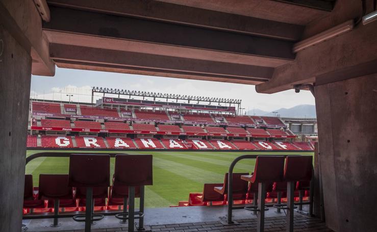 Así es el Nuevo estadio Los Cármenes