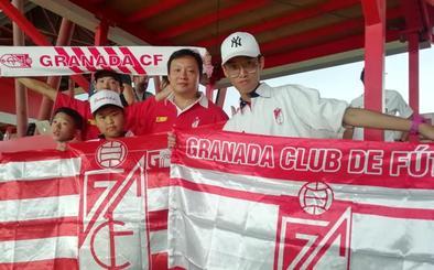 La pasión por el Granada se expande en China