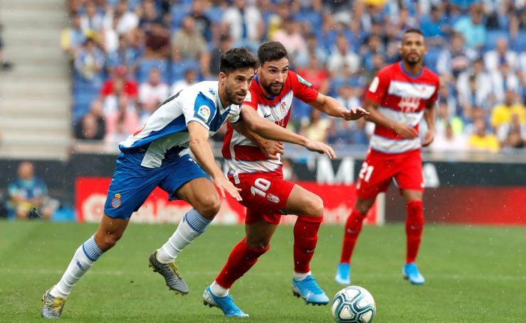 Las mejores jugadas del Espanyol - Granada CF