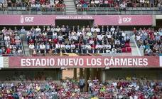 La campaña de abonos del Granada se cierra con éxito por haber alcanzado 13.790 inscritos