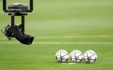 La 'cámara araña' también se estrenará ante el Barça