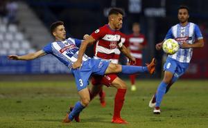 El Talavera tumba al Recreativo Granada con un gol en la última jugada