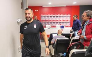 Diego Martínez: «Me daría algo especial conseguir los tres puntos en Vigo»