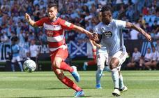 Las mejores imágenes de la victoria del Granada CF en Vigo