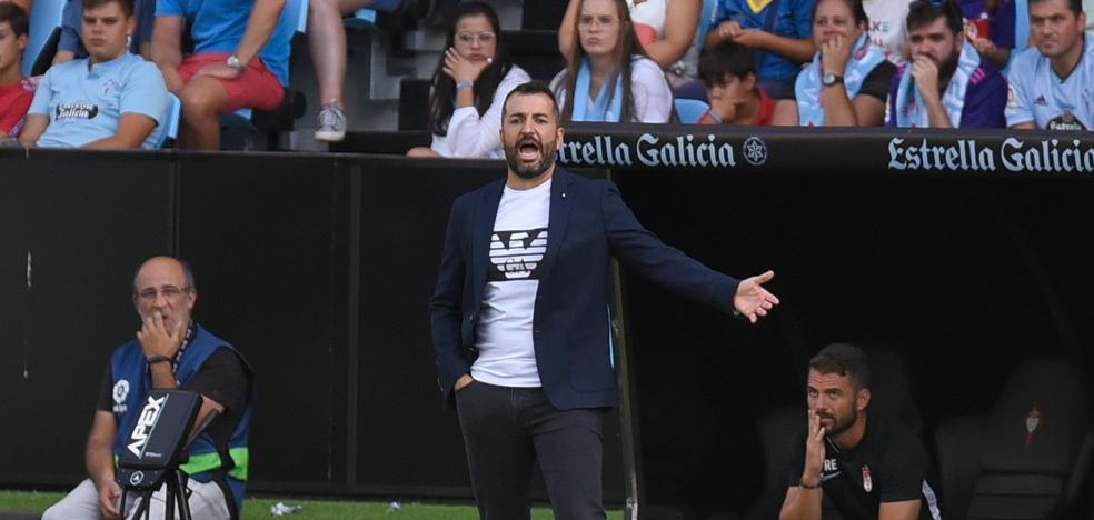 Diego Martínez: «El partido pedía cabeza tras las expulsiones»