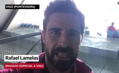 El periodista de IDEAL Rafael Lamelas te cuenta la última hora desde Balaídos