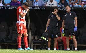 Fede Vico sufre una lesión en la fascia plantar pendiente de diagnóstico