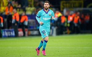 ¿Quién defiende a Messi?