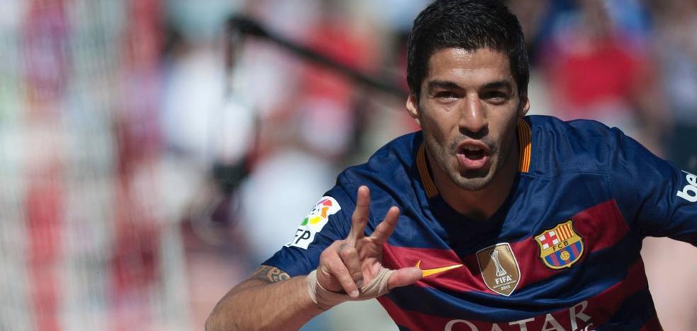 La amenaza de Luis Suárez se cierne sobre el Granada de nuevo