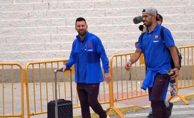 El Barça ya está en Granada