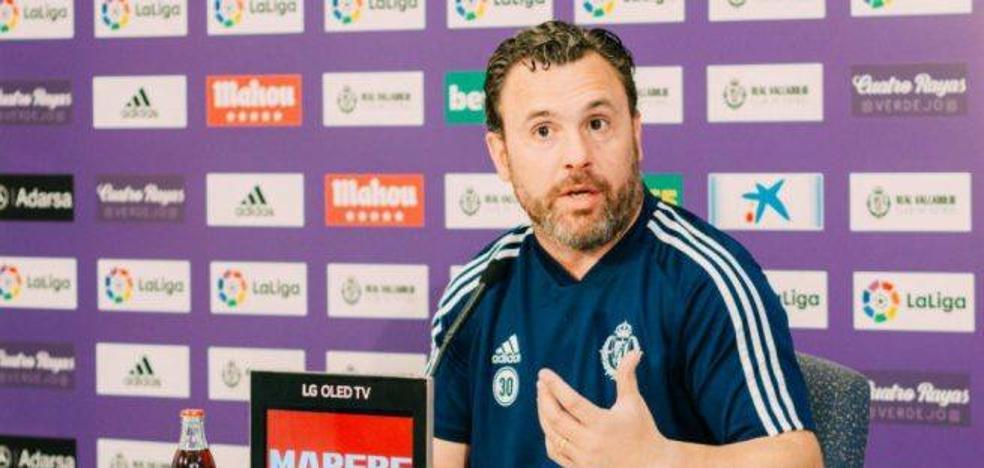 Sergio: «El Granada ahora mismo es un martillo»