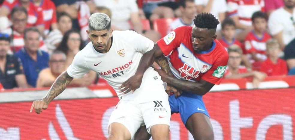Eteki, novedad en una lista de 19 futbolistas en la que está Machís