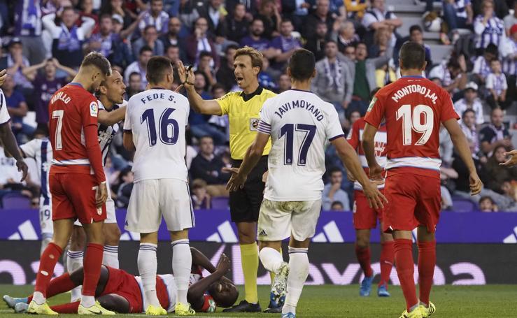 Las mejores jugadas del Real Valladolid - Granada CF