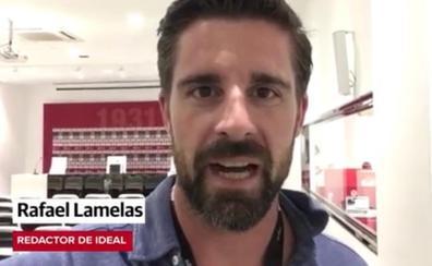 El periodista de IDEAL Rafael Lamelas te cuenta la alineación del Granada CF desde Los Cármenes