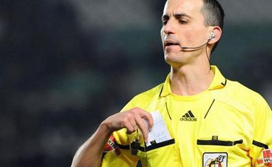Jaime Latre pitará el Real Madrid-Granada