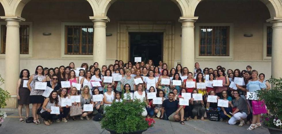 Finaliza el curso de atención sociosanitaria organizada por el Ayuntamiento