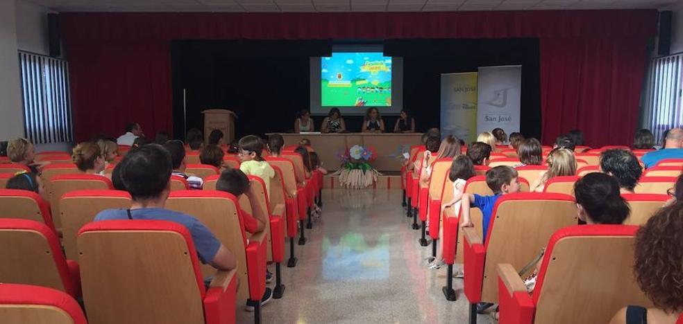 Presentación de la Escuela de Verano a los padres y madres