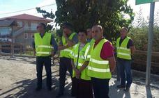 La Junta mejora la seguridad vial de la carretera A-325 en el municipio granadino de Fonelas