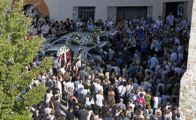 Último adiós al lanteirano fallecido en el atentado de Barcelona