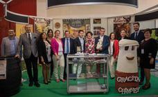 Guadix, Gorafe y Fonelas se presentan juntos en la Feria de los Pueblos