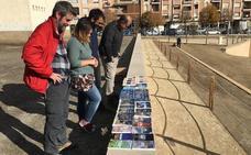 El Ayuntamiento recibe del IGME una donación de una treintena de libros sobre geología para la Biblioteca
