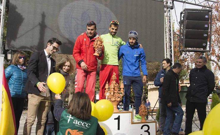 Iván Pajuelo y María Pérez vencen en el Memorial Manuel Alcalde