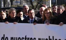 La alcaldesa de Guadix reivindica la línea 400en Madrid