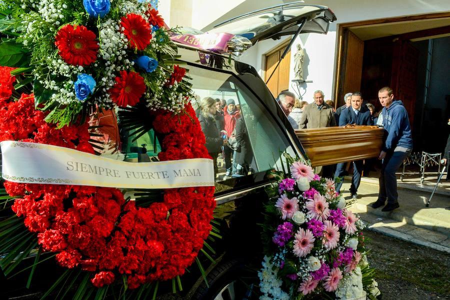 Funeral por Pilar en Guadix