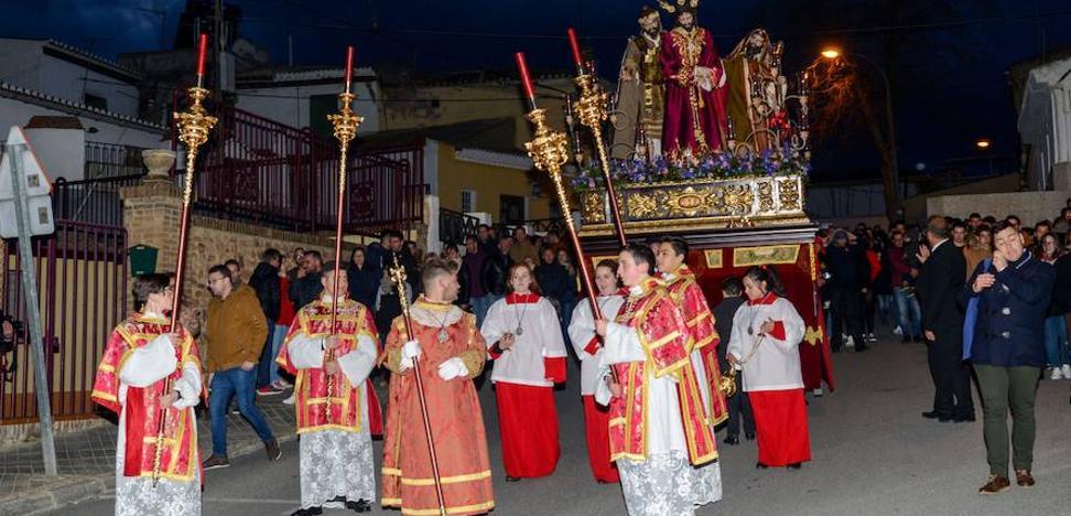 Guadix abre su Semana Santa con Pasión