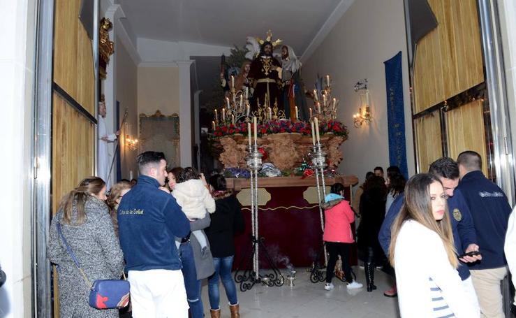 Guadix se queda sin Domingo de Ramos