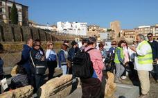 Más de trescientas personas disfrutan de Geolodía