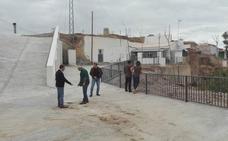 Finalizan las obras de la calle Sierra Nevada de Bácor