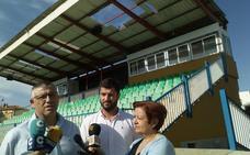 El PP denuncia el abandono de las instalaciones deportivas