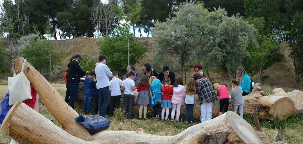 El Programa de Educación Ambiental echa raíces fuera de las aulas