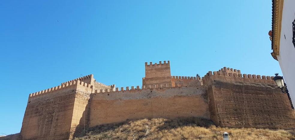Presentado ante el Ministerio de Fomento el proyecto de la Alcazaba