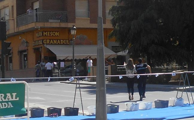 Detienen en Guadix al presunto autor de una agresión a su pareja