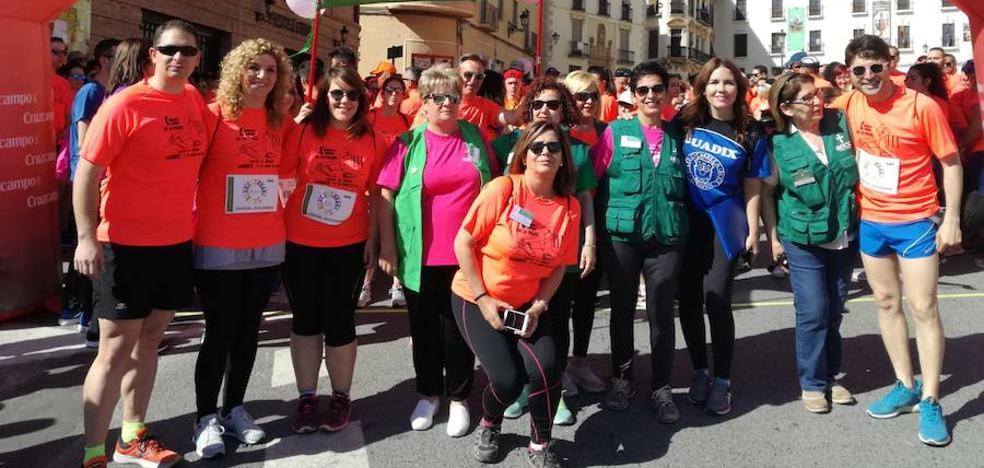 Excelente participación en la III Carrera-Caminata de la Mujer Contra el Cáncer