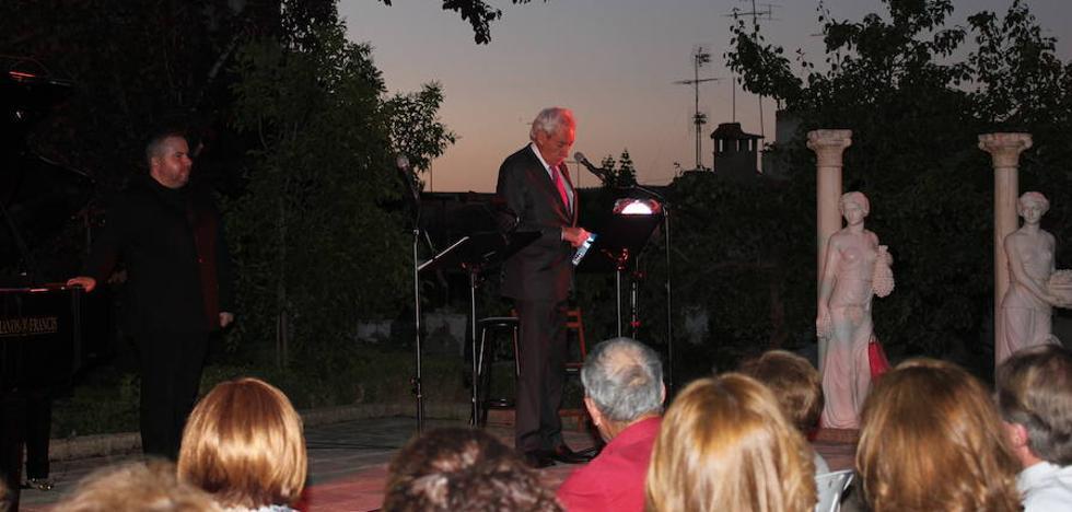 Arranca la Guadix Clásica en el con la voz de Luis del Olmo y un homenaje a Lorca