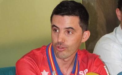El palista accitano paralímpico José Manuel Ruiz compite desde este jueves en el Campeonato de España absoluto de tenis de mesa