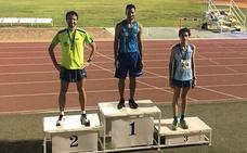 Destacada actuación de los atletas de Juventud Atlética Guadix en el Campeonato de España Sub16 y Andaluz Absoluto