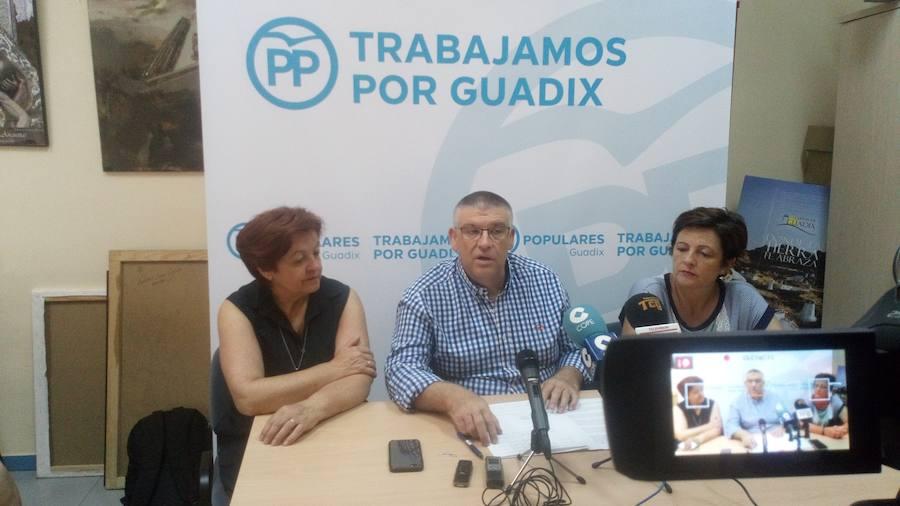 El PP insta a la Juntaa que se involucre con el Teatro Romano