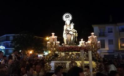 Benalúa celebra la festividad de su patrona