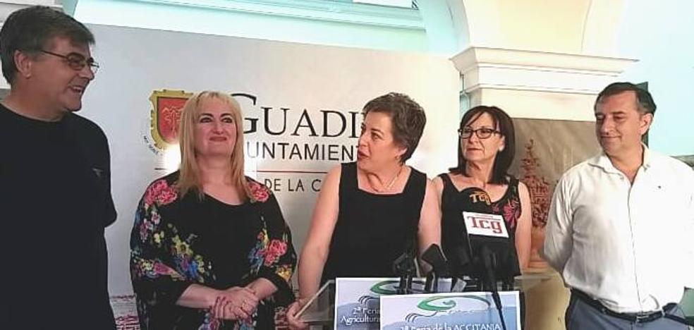 Guadix y Comarca se citan en la II Feria de la Accitania en la que participarán 30 municipios