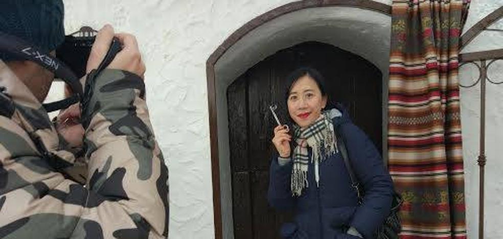 Guadix en el libro 'Enamorarse de España', de la periodista y bloguera china Wang Jie