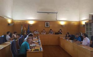 El pleno aprueba por unanimidad finalizar la intervención en Palacio de Villalegre