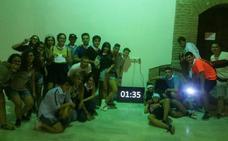 80 jóvenes de entre 14 y 30 años lo pasaron en grande en la actividad Escape Room