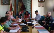 El Ayuntamiento acoge una Junta Local de Seguridad específica para Cascamorras